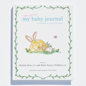 My Early Arrival Baby Journal