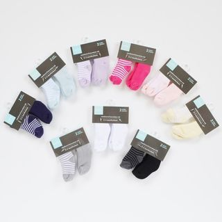 Cotton Terry Socks 2-pack