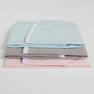 Burp Cloths Organic Cotton 2pk