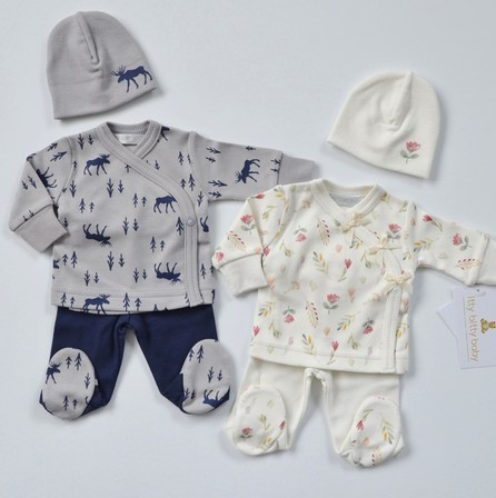 Take Me Home 3pc Layette